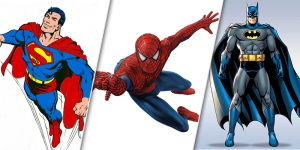 Festa con i Supereroi: spiderman, superman, batman, hulk bambini
